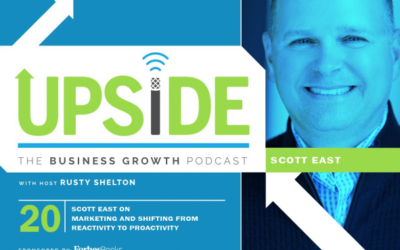 Podcast Guest: Upside The Business Growth Podcast